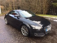 USED 2008 08 AUDI TT 2.0 TFSI 3d AUTO 200 BHP 6 MONTHS PARTS+ LABOUR WARRANTY+AA COVER