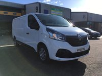 2016 RENAULT TRAFIC 1.6 LL29 BUSINESS PLUS DCI 1d 120 BHP £10795.00