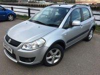 2009 SUZUKI SX4 1.5 GLX 5d 99 BHP £1995.00