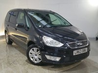 USED 2013 63 FORD GALAXY 2.0 ZETEC TDCI 5d AUTO 138 BHP **7 SEATS**S/HISTORY**1 OWNER**HPI**