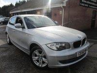 2010 BMW 1 SERIES 118D SE 5 dr  £4990.00