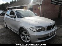 2010 BMW 1 SERIES 118D SE 5 dr  £5490.00