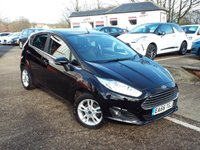 USED 2016 66 FORD FIESTA 1.0 ZETEC 5d 99 BHP Ford Service History