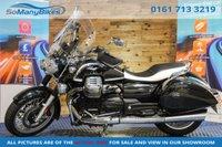 USED 2013 13 MOTO GUZZI CALIFORNIA CALIFORNIA 1400 TOURING - Low miles
