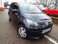 USED 2014 64 VOLKSWAGEN UP 1.0 TAKE UP 3d 59 BHP Group 1 Insurance And ONLY £20 Road Tax