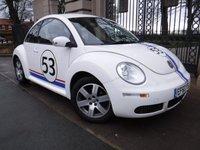 2011 VOLKSWAGEN BEETLE 1.6 LUNA 8V 3d 101 BHP £4995.00