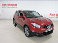 USED 2013 63 NISSAN QASHQAI 1.6 TEKNA IS DCIS/S 5d 130 BHP