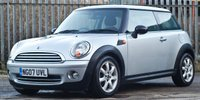 2007 MINI HATCH ONE 1.4 One 3dr £3000.00