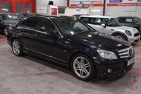2011 MERCEDES-BENZ C CLASS 2.1 C250 CDI BLUEEFFICIENCY SPORT 4d AUTO 204 BHP £10585.00