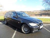 2007 BMW 3 SERIES 2.0 318D SE TOURING 5d 141 BHP £3990.00