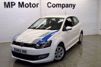 2012 VOLKSWAGEN POLO 1.2 BLUEMOTION TDI 3d 74 BHP £5995.00