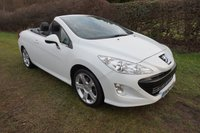 2010 PEUGEOT 308 2.0 CC GT HDI 2d 140 BHP FSH-AIRSCARF-LEATHER £7490.00