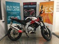 2016 RIEJU RS3 124cc RS3 125  £2000.00