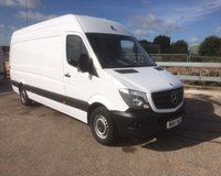 2014 MERCEDES-BENZ SPRINTER