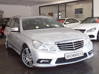 2010 MERCEDES-BENZ E CLASS 2.1 E250 CDI BLUEEFFICIENCY SPORT 5d AUTO 204 BHP £10990.00