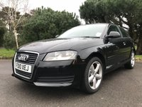 USED 2010 10 AUDI A3 1.6 MPI TECHNIK 3d 101 BHP EXCELLENT ONE OWNER EXAMPLE WITH FULL AUDI SERVICE HISTORY