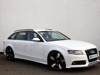 USED 2011 11 AUDI A4 2.0 TFSI QUATTRO DYNAMIK 5d AUTO 208 BHP RARE 1 of 400 DYNAMIK EDITIONS...... VERY SPECIAL CAR......