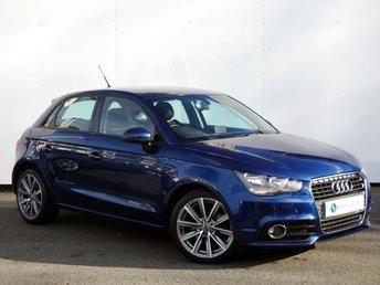 2012 AUDI A1 1.6 SPORTBACK TDI SPORT 5d 103 BHP £9995.00