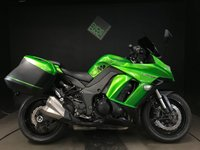 2014 KAWASAKI Z1000SX ABS MEF KTRC. 2014. FSH. 15513. H GRIPS. LUGGAGE. TOUR SCREEN £6499.00
