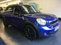 2015 MINI COUNTRYMAN 2.0 COOPER SD 5d AUTO 141 BHP £9995.00