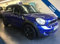 2015 MINI COUNTRYMAN 2.0 COOPER SD 5d AUTO 141 BHP £11995.00