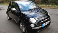 2009 FIAT 500 1.2 BY DIESEL 3d 69 BHP £4750.00