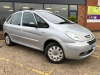 2006 CITROEN XSARA PICASSO 2.0 PICASSO EXCLUSIVE 16V 5d AUTO 134 BHP £2495.00