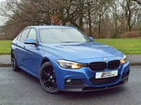 2013 BMW 3 SERIES 2.0 320D M SPORT 4d 181 BHP £12295.00