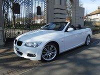 2012 BMW 3 SERIES 2.0 320D M SPORT 2d 181 BHP £12495.00