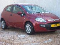 2010 FIAT PUNTO EVO 1.4 ACTIVE 3d 77 BHP £1999.00