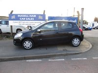 USED 2011 11 RENAULT CLIO 1.1 BIZU 3d 75 BHP - Last Serviced at 40934 Miles - 1 Former Keeper. New MOT & Full Service Done on purchase + 2 Years FREE Mot & Service Included After . 3 Months Russell Ham Quality Warranty . All Car's Are HPI Clear . Finance Arranged - Credit Card's Accepted . for more cars www.russellham.co.uk  - Spare Key & Book Pack.