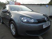 2011 VOLKSWAGEN GOLF 1.2 S TSI 5d 103 BHP £5999.00