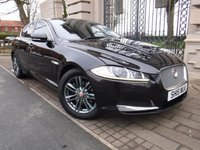 USED 2015 15 JAGUAR XF 2.2 D LUXURY 4d AUTO 163 BHP ****FINANCE ARRANGED***PART EXCHANGE***1OWNER***ELECTRIC SEATS***