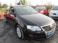 USED 2008 08 VOLKSWAGEN PASSAT 1.9 TDI S 4d 103 BHP FULL SERVICE HISTORY AIRCON CD ELECTRIC PACK