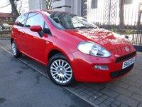 2013 FIAT PUNTO 1.2 POP 3d 69 BHP £4995.00