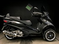 USED 2016 65 PIAGGIO MP3 500 LT SPORT. ABS. ASC. 2016. SERVICED. MUFFS. HEATED SKIRT
