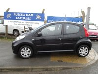 USED 2009 09 PEUGEOT 107 1.0 URBAN 5d 68 BHP £20 Per Year Road Tax. - 3 Stamps Of Service History.1 Former Keeper. New MOT & Full Service Done on purchase + 2 Years FREE Mot & Service Included After . 3 Months Russell Ham Quality Warranty . All Car's Are HPI Clear . Finance Arranged - Credit Card's Accepted . for more cars www.russellham.co.uk