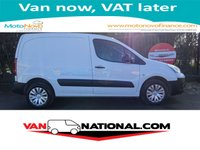 2013 CITROEN BERLINGO 1.6 850 ENTERPRISE L1 HDI 90BHP (ONE OWNER LOW MILES) £5390.00