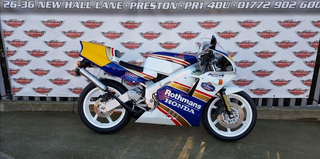 1992 J HONDA NSR250 SP Sport Production 2 Stroke Classic