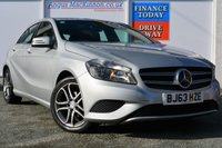 USED 2013 63 MERCEDES-BENZ A CLASS 1.5 A180 CDI BLUEEFFICIENCY SPORT 5d 109 BHP COMPREHENSIVE SERVICE HISTORY