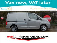 2015 NISSAN NV200 1.5 DCI TEKNA 90 BHP (SAT NAV ONE OWNER SUPER LOW MILES) £9790.00