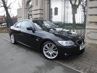 USED 2013 13 BMW 3 SERIES 2.0 318I M SPORT 2d 141 BHP ****FINANCE ARRANGED***PART EXCHANGE***SAT NAV LEATHER****