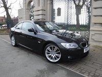 2013 BMW 3 SERIES 2.0 318I M SPORT 2d 141 BHP £12995.00