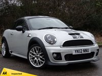 USED 2012 12 MINI COUPE 2.0 COOPER SD 2d 141 BHP * 128 POINT AA INSPECTED *