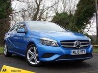 USED 2015 15 MERCEDES-BENZ A CLASS 1.5 A180 CDI SPORT EDITION 5d  **ONLY 7211 MILES**DIESEL**