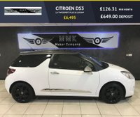 USED 2013 62 CITROEN DS3 1.6 THP DSPORT PLUS 3d 150 BHP FULL LEATHER INTERIOR!! 12 MONTHS MOT, SERVICE HISTORY