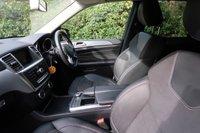 USED 2015 15 MERCEDES-BENZ M CLASS 2.1 ML250 BLUETEC AMG LINE 5d AUTO 201 BHP