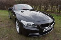USED 2009 59 BMW Z4 2.5 Z4 SDRIVE23I 2d AUTO 201 BHP HISTORY- LEATHER HEATED-PARK AIDS Excellent Histry,Leather Heated Seats,F & R Parking Aid