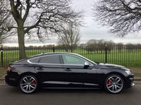 2017 AUDI S5 3.0 S5 SPORTBACK TFSI QUATTRO 5d AUTO 349 BHP £39995.00