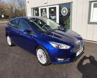 USED 2016 16 FORD FOCUS 1.5 TITANIUM X ECOBOOST 180 BHP THIS VEHICLE IS AT SITE 1 - TO VIEW CALL US ON 01903 892224